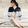 N�zev knihy: Word 2013