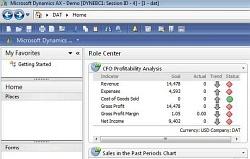 Novinky vMicrosoft Dynamics AX 2012