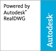Powered by RealDWG