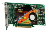 Wildcat Realizm 500 Card