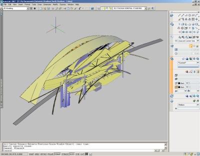 AutoCAD - Design Environment