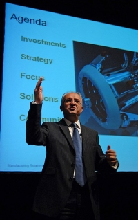 Jordi Portella, Manufacturing Solution Director Autodesku v Praze
