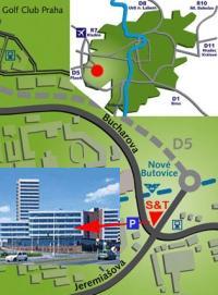 Nové sídlo developnentu Grall, a.s.