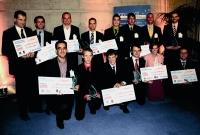 Vítězové European Young Entrepreneurs Avard 2005